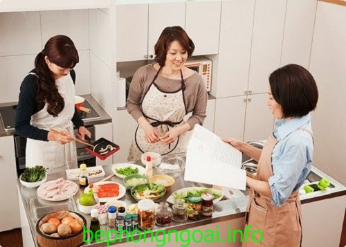 Bếp hồng ngoại đa năng cho không gian bếp