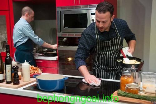 Những lưu ý khi chọn mua bếp hồng ngoại Bosch